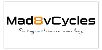Mad8vCycles Logo Preview