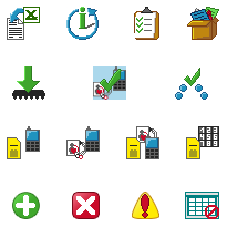 WPF Icons Pack Design