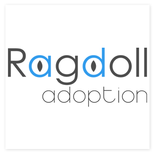 Ragdoll Adoption Logo Concept Preview